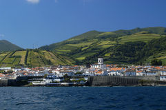 Azores. Island stock photos