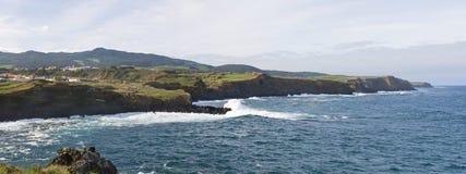 Azores Coastline Stock Image