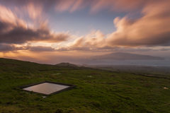 Azores High Pastures Stock Images