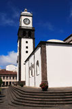 Azores Islands, Sao Miguel, Church Stock Photo