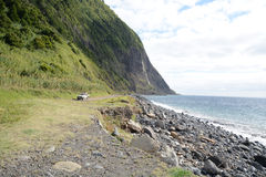 Azores krajobraz fotografia stock
