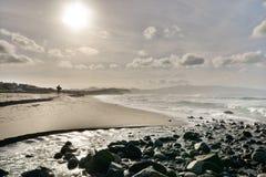 Azores krajobraz obraz royalty free
