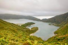 Azores - krajobraz zdjęcia royalty free