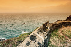 Azores landscape Royalty Free Stock Images