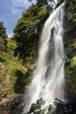 Azores, Nordeste Ribeira Grande siklawa Zdjęcia Stock
