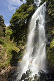 Azores,  Nordeste.  Ribeira Grande waterfall Stock Photos