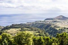 Azores Portugal arkivbild