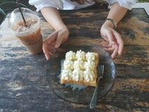 Azotar el pan Imagen de archivo libre de regalías