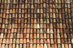 Azotea de azulejo vieja Imagen de archivo