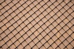 Azotea de azulejos moderna Imagenes de archivo