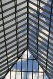 Azotea de cristal Imagen de archivo libre de regalías