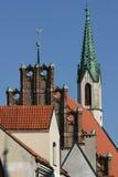 Azotea de Riga Foto de archivo