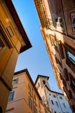 Azotea de Roma, Italia. Foto de archivo