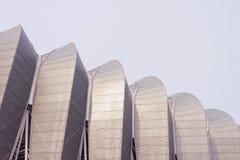 Azotea del estadio Fotografía de archivo libre de regalías
