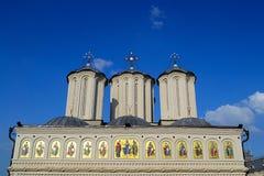 Azotea del monasterio Foto de archivo