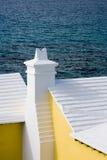 Azoteas bermude6nas caminadas Imagen de archivo libre de regalías