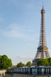 Azoteas de París Foto de archivo