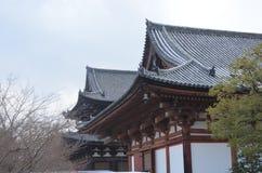 Azoteas japonesas fotos de archivo