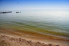 azov θάλασσα στοκ φωτογραφία