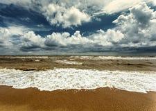Azov hav Royaltyfria Foton