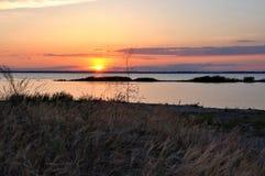 Azov morze Obraz Royalty Free