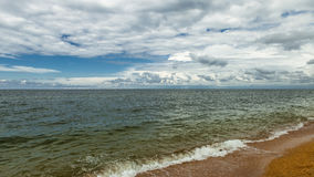 Azov morze Obrazy Royalty Free
