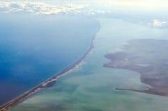 Azov morze obraz stock