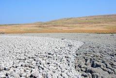 Azov muddy desert Stock Images