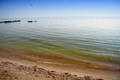 Azov sea Stock Photography
