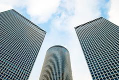 Azrieli Royalty Free Stock Photos