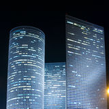 Azrieli center Royalty Free Stock Image