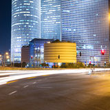 Azrieli center Stock Image