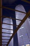Azrieli Center. In the city of Tel-Aviv - Israel stock photos