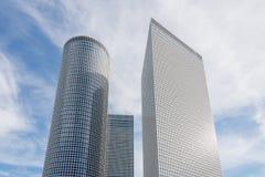 Azrieli Center in Tel Aviv Stock Images