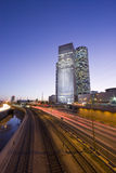 Azrieli Modern building Stock Image