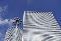 Azrieli skyscrapers inTel-Aviv Royalty Free Stock Photography