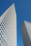 Azrieli towers Stock Images