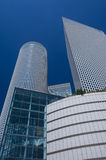 Azrieli towers Royalty Free Stock Photos