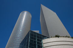 Azrieli towers Stock Photo
