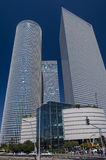 Azrieli towers Royalty Free Stock Photography