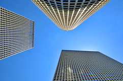 Azrieli Towers Royalty Free Stock Photo