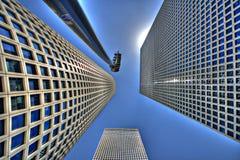 Azrieli Towers, Tel Aviv Royalty Free Stock Images