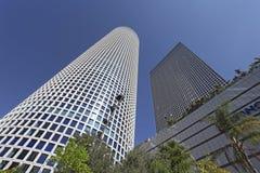 Azrieli Towers in Tel Aviv, Israel Royalty Free Stock Photography