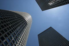Azrieli towers. Tel Aviv. Israil Stock Photography