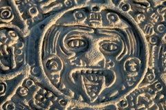 Aztèque Photographie stock libre de droits