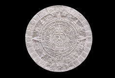 Aztèque Image libre de droits