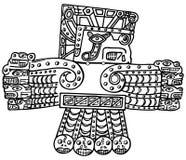 Aztèques Image libre de droits