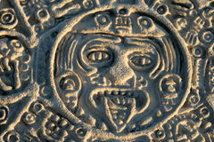 Aztec Royalty Free Stock Photography