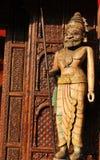 Aztec art. In Paris, France Royalty Free Stock Photos