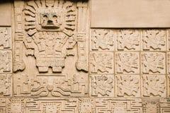 Aztec background Royalty Free Stock Photo